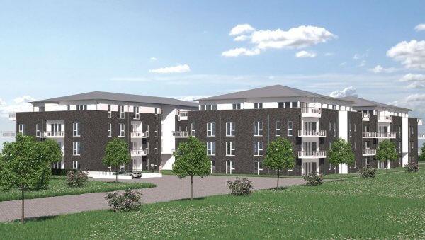 In Kaltenkirchen bei Hamburg enstehen bis 2020 attraktive Eigentumswohnungen als Kapitalanlage