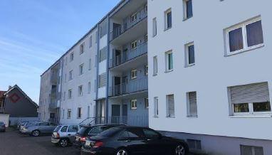 Bestandsobjekt in der Friedenstraße in Kaiserslautern