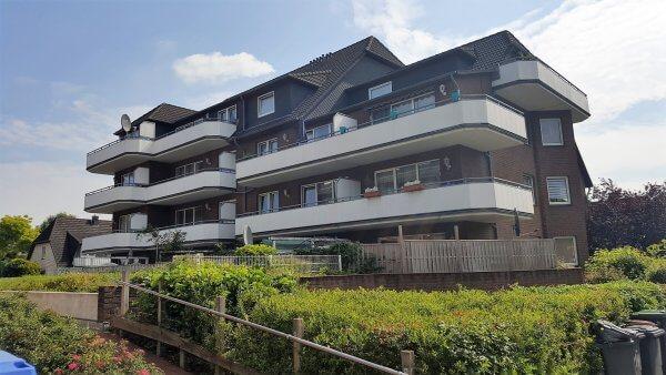 In Delmenhorst bei Bremen bieten wir Ihnen attraktive Eigentumswohnungen zur Kapitalanlage