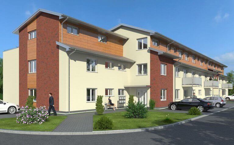 In Kaltenkirchen bei Hamburg enstehen bis 2016 attraktive Eigentumswohnungen als Kapitalanlage