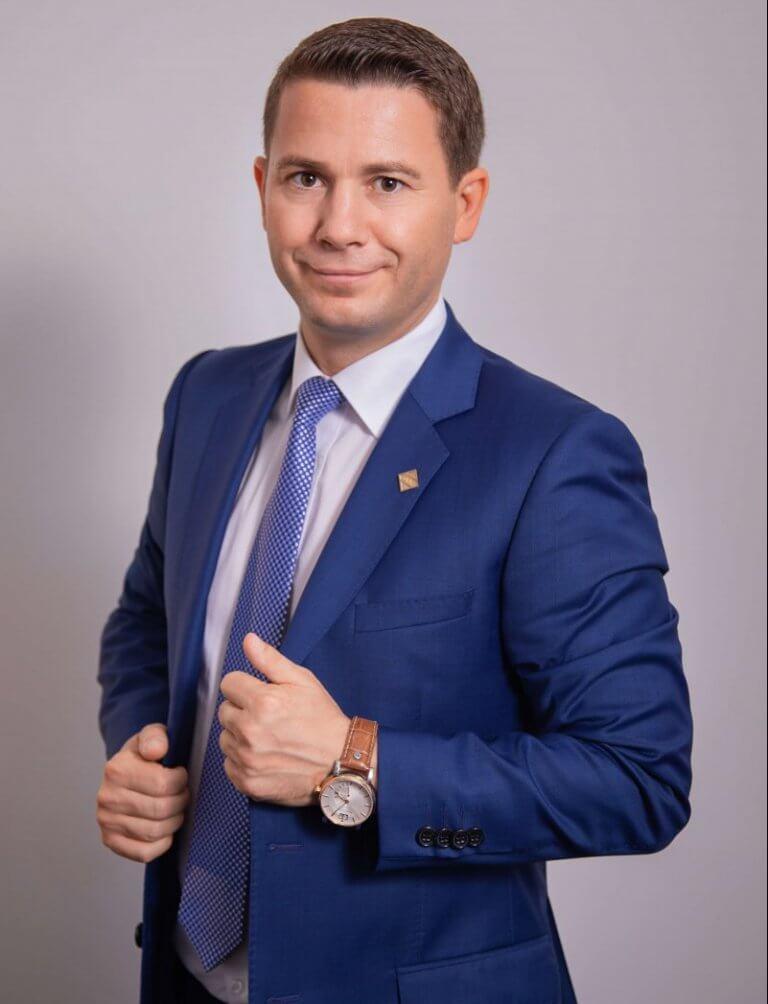 Alexander Boos vom Team der DFK Süd in Ingolstadt