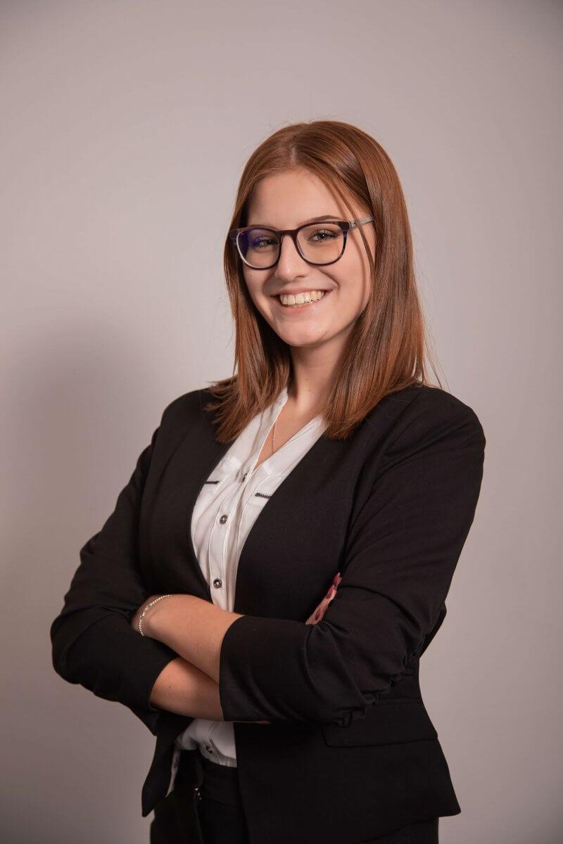 Christina Tschernow vom Team der DFK Süd in Ingolstadt