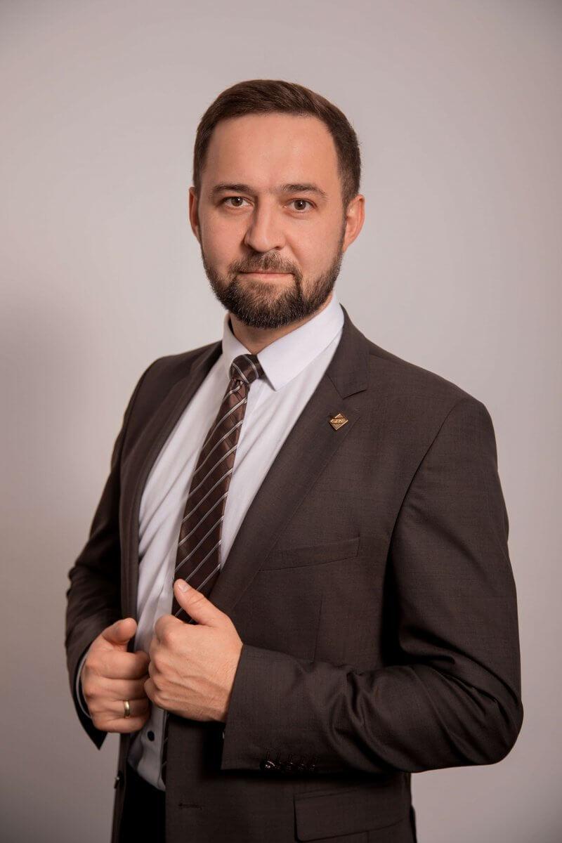 Viktor Schuppe vom Team der DFK Süd in Ingolstadt